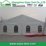 Clear PVC Windows를 가진 백색 Aluminum Frame Marquee Tent