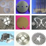 CNC van het Roestvrij staal van lage Kosten de Zilveren Scherpe Machine van de Laser