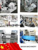 Chargeur de soufflement d'automobile de machine de film automatique à grande vitesse de PE de Chinaplas