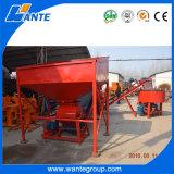 Máquina de fatura de tijolos Wt1-25 Eco, máquina de bloqueio do tijolo do modelo novo