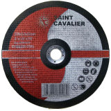 Flaches abgeschnittenes Rad für Edelstahl 230X3X22.2
