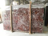 Polished Natural Stone Rosso Lavento Marble Slabs для Wall/Flooring