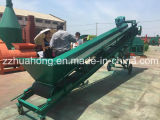 Belt mobile Conveyor per Crusher con Hopper
