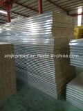 鋼鉄建物のための建築材料の岩綿サンドイッチパネル