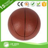 Bola de ejercicio respetuosa del medio ambiente del baloncesto del PVC para los cabritos