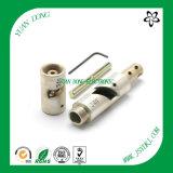 El conector de CATV filetea conveniente para el cable coaxial Qrr540