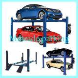 Подъем стоянкы автомобилей автомобиля гаража столба системы 4 стоянкы автомобилей подъема SUV ремонта Mutrade Fpp2