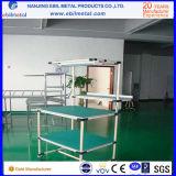 Mensola rivestita di plastica del tubo del sistema di DIY con capacità elevata/basso costo