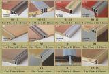 Perfis de alumínio Prego-Escondidos para 8-12mm que pavimentam