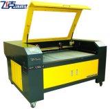 Высокоскоростной двойной головной автомат для резки лазера СО2 автомата для резки лазера ткани 2015