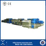 Plast Belüftung-Rohr-Extruder-Maschinerie