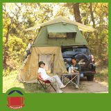 Camping esterno Car Roof Top Tent con Awning