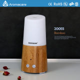 Humidificador piezoeléctrico de bambu do USB de Aromacare mini (20055)