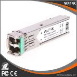 Совместимый приемопередатчик 100Base-EX 1550nm 40km SFP оптически с DDM