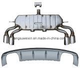 스테인리스 S3 4D 2014-up 배기관 장비