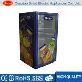 Refrigerador superior portátil comercial da bebida da tabela mini/mini Showcase