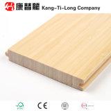 Suelo flotante de bambú sólido de las mejores ventas