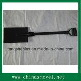 Лопата одна лопата лопаткоулавливателя ручки части стальная