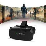 caixa Shinecon Vr de Vr da realidade virtual dos vidros 3D com telecontrole