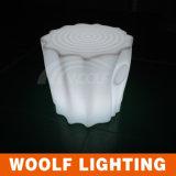 Soportes de banco al aire libre del LED / banco al aire libre / banco redondo del árbol