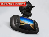 2.7 автомобиль DVR Ambarella A2s70 дюйма с GPS и широкоформатными 140 градусами