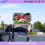 Vorstand (P5, P8, P10) der im Freien hohe Helligkeit LED-Bildschirmanzeige-Panel-Bildschirm-Fabrik