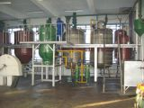 20t/D Cottonseed Oil Refining Machine per la Regolazione-in su Cottonseed Oil Factory