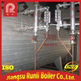 高性能の熱オイルのガス燃焼の水平の蒸気ボイラ