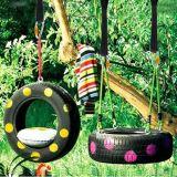Porte les courroies lourdes d'arbre de courroies d'hamac pour l'oscillation d'hamac