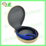 Cassa protettiva della cuffia di EVA della cuffia avricolare Shockproof su ordinazione (HC-352)