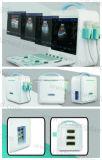 3/4のDの診断の医療機器カラードップラー超音波のスキャンナー