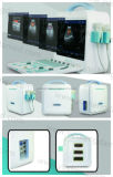 3/4D 진단 의료 기기 색깔 도풀러 초음파 스캐너