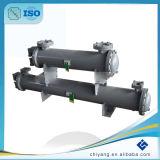Refroidisseur de compresseur d'air de vis avec le certificat d'ASME&ISO