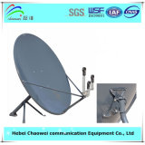 Ku Band 90cm Wall Mount Satellite Dish Antenna