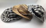 Sombreros de vaquero promocionales de la paja del papel tieso (CPA_11034)