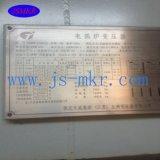 Four électrique utilisé de l'admission 15000kgs de fréquence moyenne pour le fer de bâti/cuivre/alliage en acier
