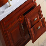 PVC Bathroom Cabinet di Wall Mounted di alta qualità con Side Cabinet