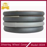 Cubierta de cuero del volante del coche de las piezas de automóvil de la fuente del fabricante de las ventas al por mayor de la PU