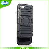 Caja del teléfono del anillo de la armadura de funda para iPhone de Se