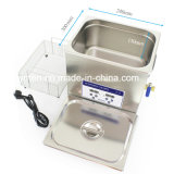 Car Parts를 위한 Digital 10L Benchtop Ultrasonic Cleaner 비행사