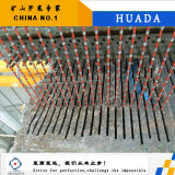 Cutting Granite Block를 위한 높은 Efficiency Diamond Multi Wire Saw
