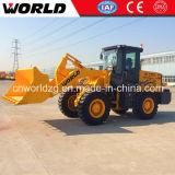 販売のための中国の小型前部小さい車輪のローダーの価格