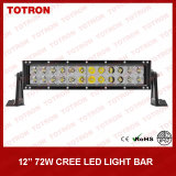 "13.5 "" 72W Curved fuori da Road LED Light Bar con CREE LED (TLB3072X)"