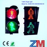 Semáforo peatonal del alto flux del LED/señal de tráfico que contellean rojos y verdes para el paso de peatones