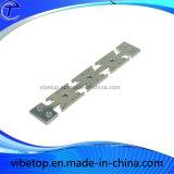 Cnc-maschinell bearbeitende Aluminiumherstellung zerteilt (MQ649)
