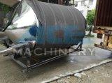 Sanitaire Vloeibare het Mengen zich van het Roestvrij staal Tank met het Mengapparaat van de Schraper (ace-jbg-Z9)