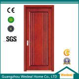 Porta de madeira interior do PVC da venda quente para o apartamento (WDP5053)
