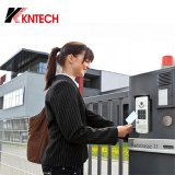 Knzd-42vr HDのカメラ制御アクセスシステムIPビデオドアの電話