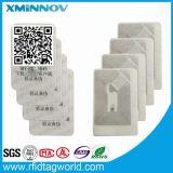A proteção de segurança da verificação de etiqueta de RFID nenhuns transfere