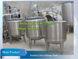600L Stainless Steel Mixing Tank avec High Shear Emulsifier